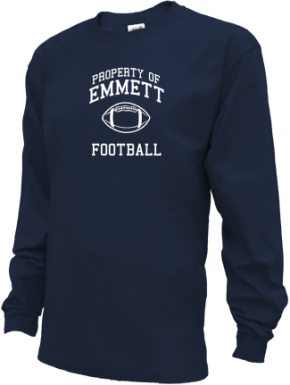 Emmett Junior High School Kid Long Sleeve Shirts