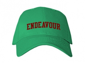 Endeavour Elementary School Kid Embroidered Baseball Caps