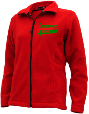 Endeavour Elementary School Embroidered Fleece Jackets