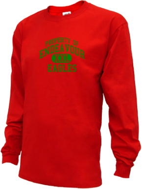 Endeavour Elementary School Kid Long Sleeve Shirts