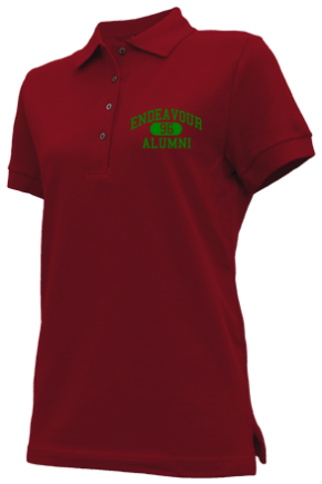 Endeavour Elementary School Embroidered Polo Shirts