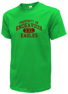Endeavour Elementary School Kid T-Shirts