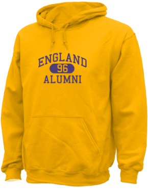 England Middle School Hoodies