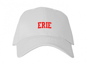Erie High School Kid Embroidered Baseball Caps