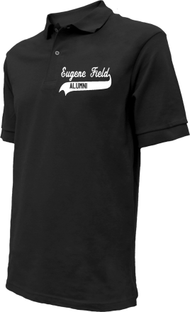 Eugene Field Elementary School Embroidered Polo Shirts