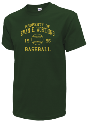 Evan E. Worthing High School T-Shirts