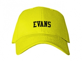 Evans Elementary School Kid Embroidered Baseball Caps