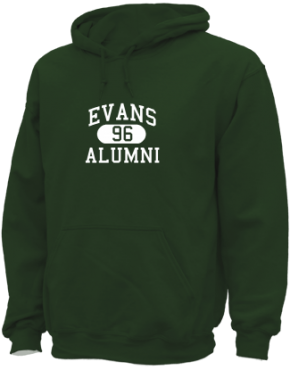 Evans High School Hoodies