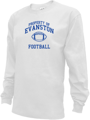 Evanston Middle School Kid Long Sleeve Shirts