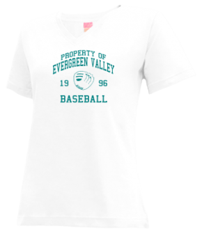 Evergreen Valley High School V-neck Shirts