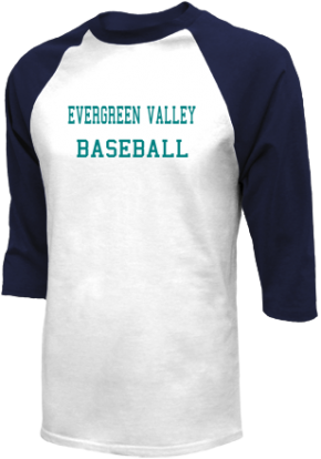 Evergreen Valley High School Raglan Shirts