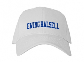 Ewing Halsell Junior High School Kid Embroidered Baseball Caps