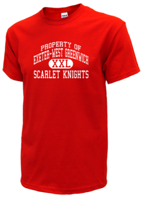 Exeter-west Greenwich High School T-Shirts