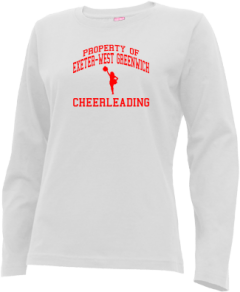 Exeter-west Greenwich High School Long Sleeve Shirts