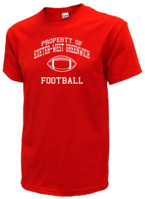 Exeter-west Greenwich High School Kid T-Shirts