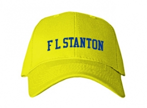 F L Stanton Elementary School Kid Embroidered Baseball Caps