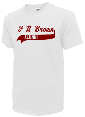 F N Brown Elementary School T-Shirts