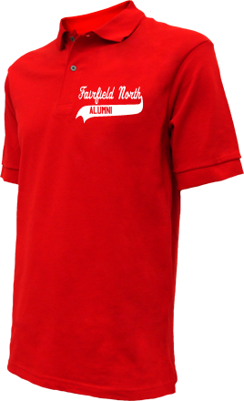 Fairfield North Elementary School Embroidered Polo Shirts