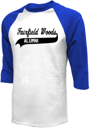Fairfield Woods Middle School Raglan Shirts