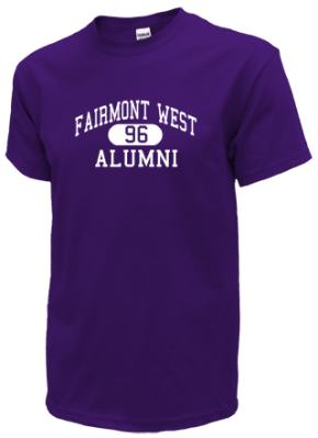 Fairmont West 63-83 High School T-Shirts