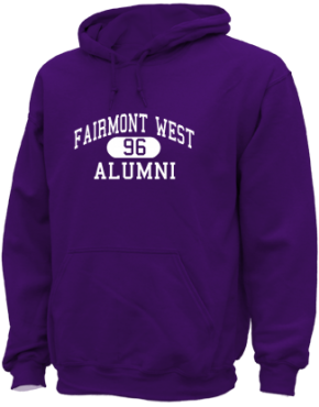 Fairmont West 63-83 High School Hoodies
