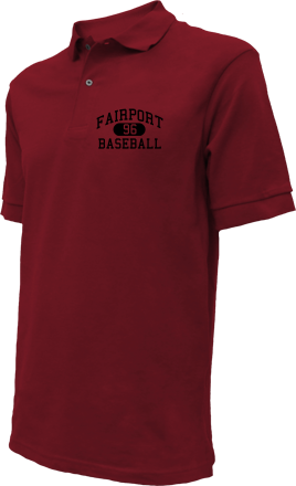 Fairport High School Embroidered Polo Shirts
