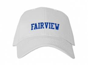 Fairview Elementary School Kid Embroidered Baseball Caps