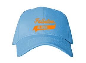 Fallston Middle School Embroidered Baseball Caps