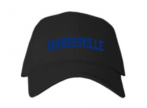 Farmersville High School Kid Embroidered Baseball Caps