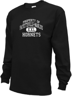 Fayetteville-manlius High School Kid Long Sleeve Shirts