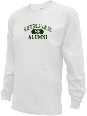 Fayetteville-manlius High School Long Sleeve Shirts