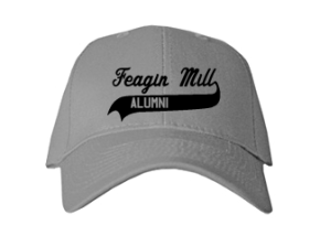 Feagin Mill Middle School Embroidered Baseball Caps