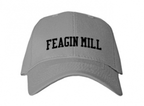 Feagin Mill Middle School Kid Embroidered Baseball Caps