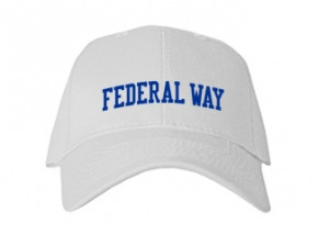 Federal Way High School Kid Embroidered Baseball Caps