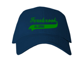 Fernbrook Elementary School Embroidered Baseball Caps
