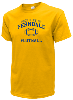Ferndale Middle School Kid T-Shirts