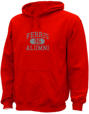 Ferris High School Hoodies