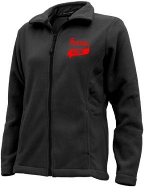 Ferris High School Embroidered Fleece Jackets