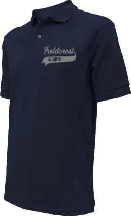 Fieldcrest High School Embroidered Polo Shirts