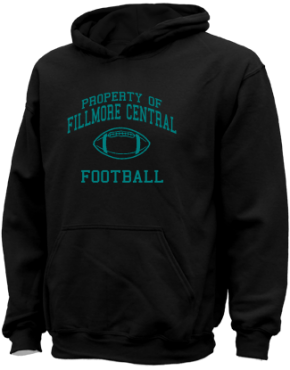 Fillmore Central High School Kid Hooded Sweatshirts