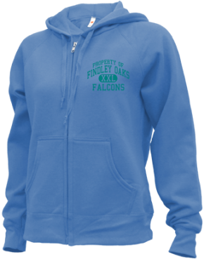 Findley Oaks Elementary School Zip-up Hoodies