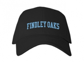 Findley Oaks Elementary School Kid Embroidered Baseball Caps