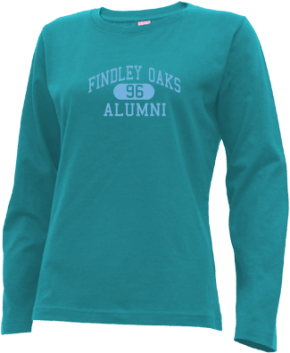 Findley Oaks Elementary School Long Sleeve Shirts