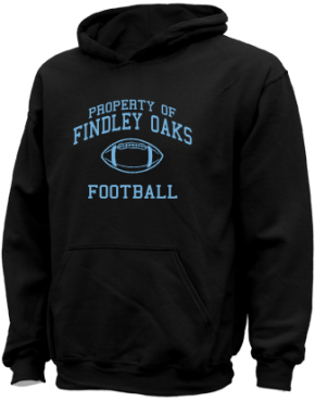 Findley Oaks Elementary School Kid Hooded Sweatshirts