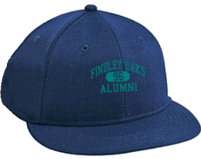 Findley Oaks Elementary School Flat Visor Caps