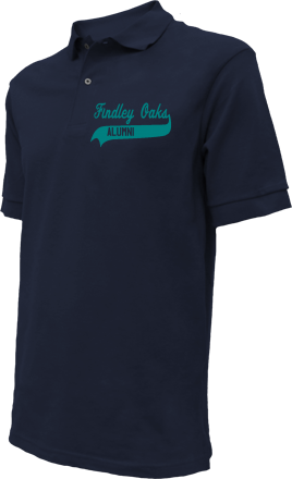 Findley Oaks Elementary School Embroidered Polo Shirts