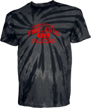 Firelands Elementary School Kid Tie-dye T-Shirts