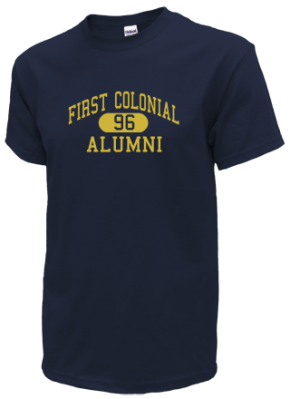 First Colonial High School T-Shirts