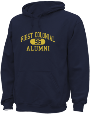 First Colonial High School Hoodies