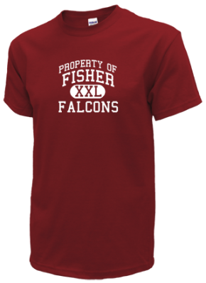 Fisher Elementary School Kid T-Shirts